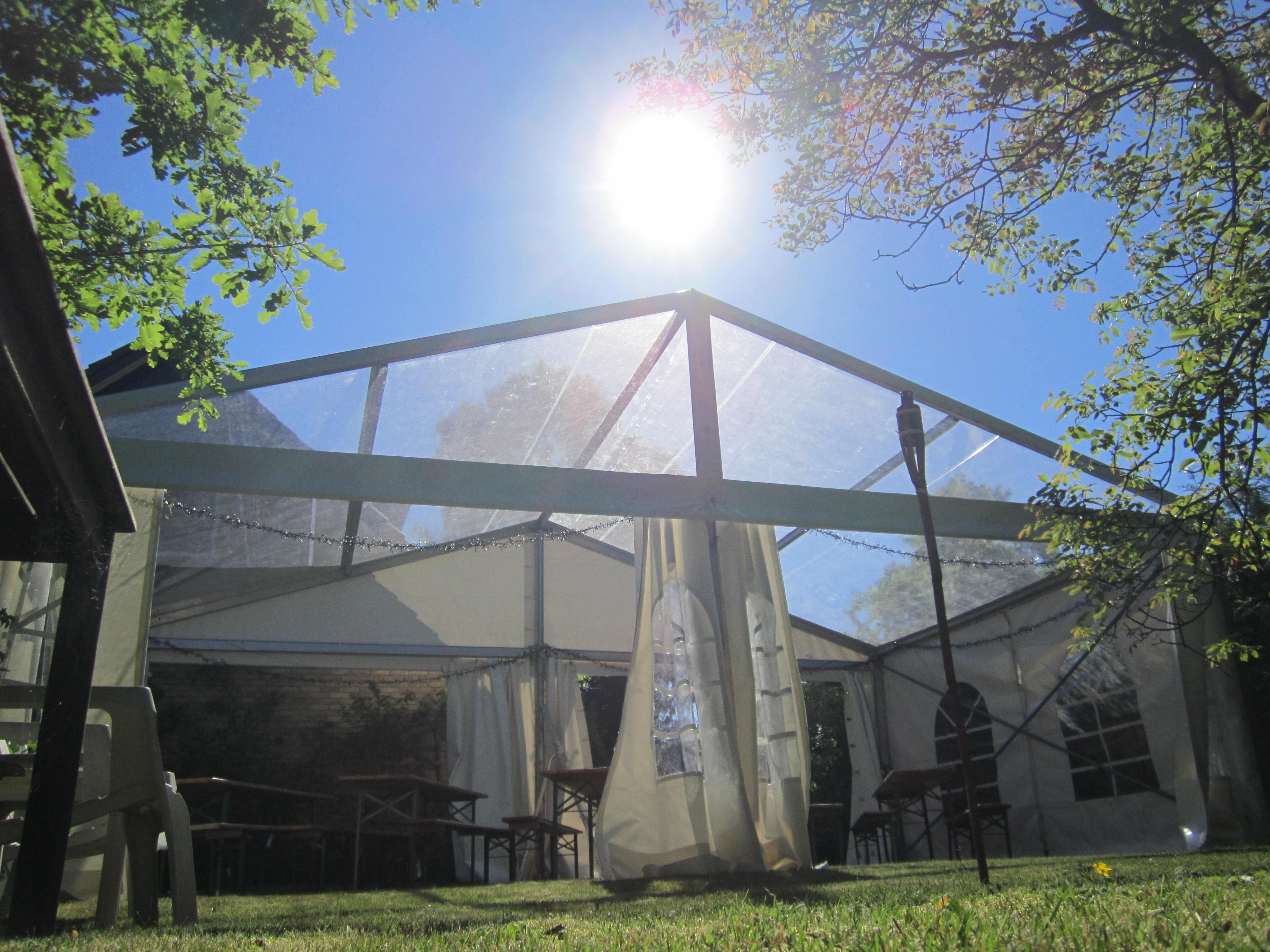 NL Tenten | Bruiloft tent