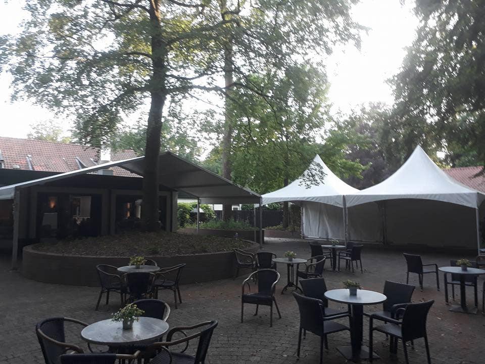 Pagodetent_podiumtent brasserie 14 Nunspeet